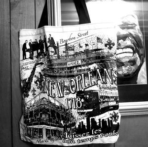 Handbags - New Orleans Tote Bag